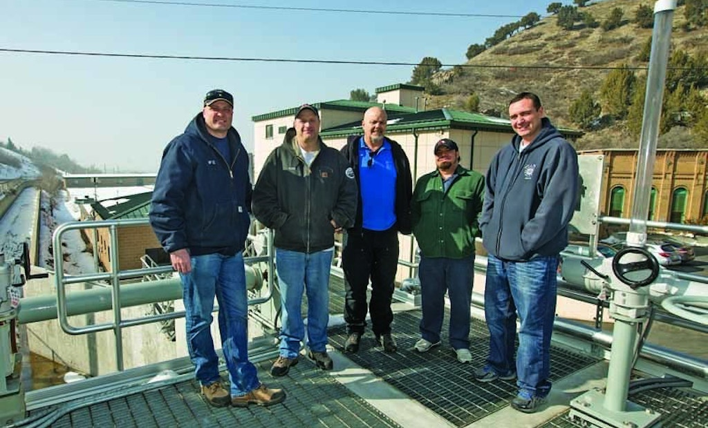 Big Cottonwood Plant Knows the Trick to Quality Water