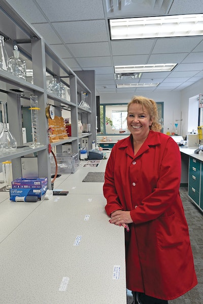 Data Drives Decisions for the Lab Director at the Snyderville Basin Water Reclamation District