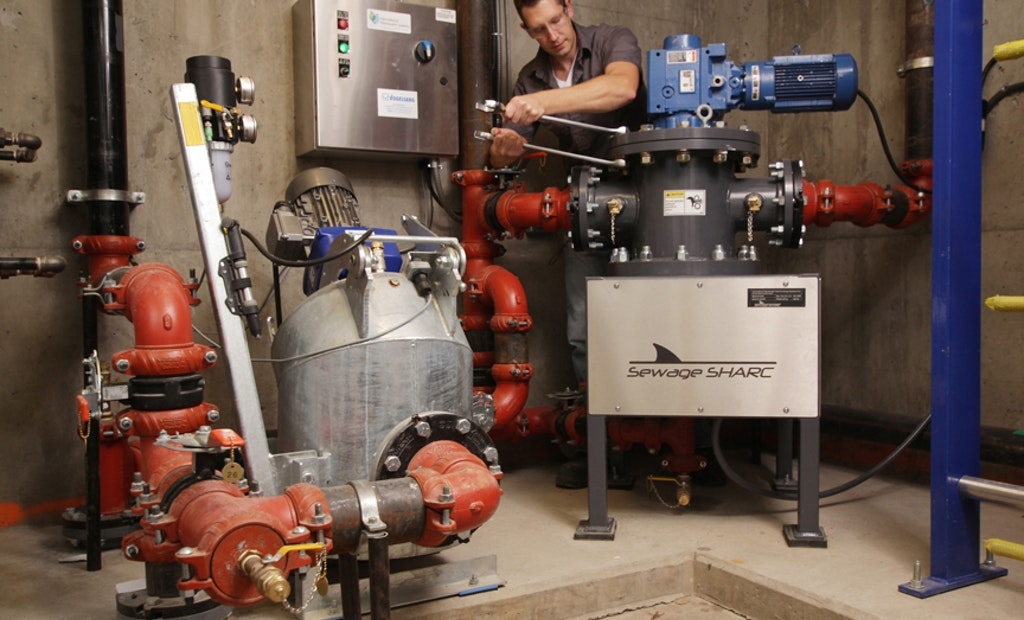 Canadian Company Extracts Heat From Raw Sewage