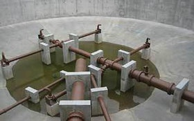 Jet-Action Mixing System Keeps  Tank Solids Suspended