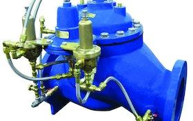Singer pressure management valve