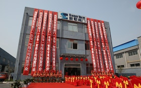 Singer Valve's grand opening in China