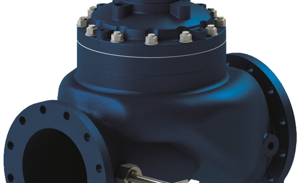 Accuracy Spurs New Singer Valve SPI-MV Flowmeter Design