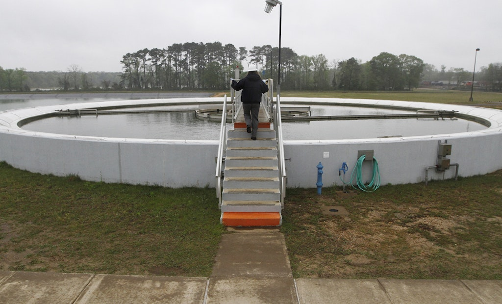 Top Issues Facing Small Wastewater Treatment Systems
