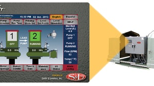 Control/Electrical Panels - Smith & Loveless QUICKSMART System Controls