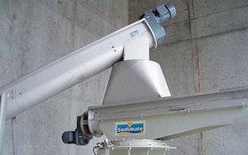 Screw Conveyors - Sludge conveyor