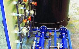 Meters - Sodimate slurry metering system