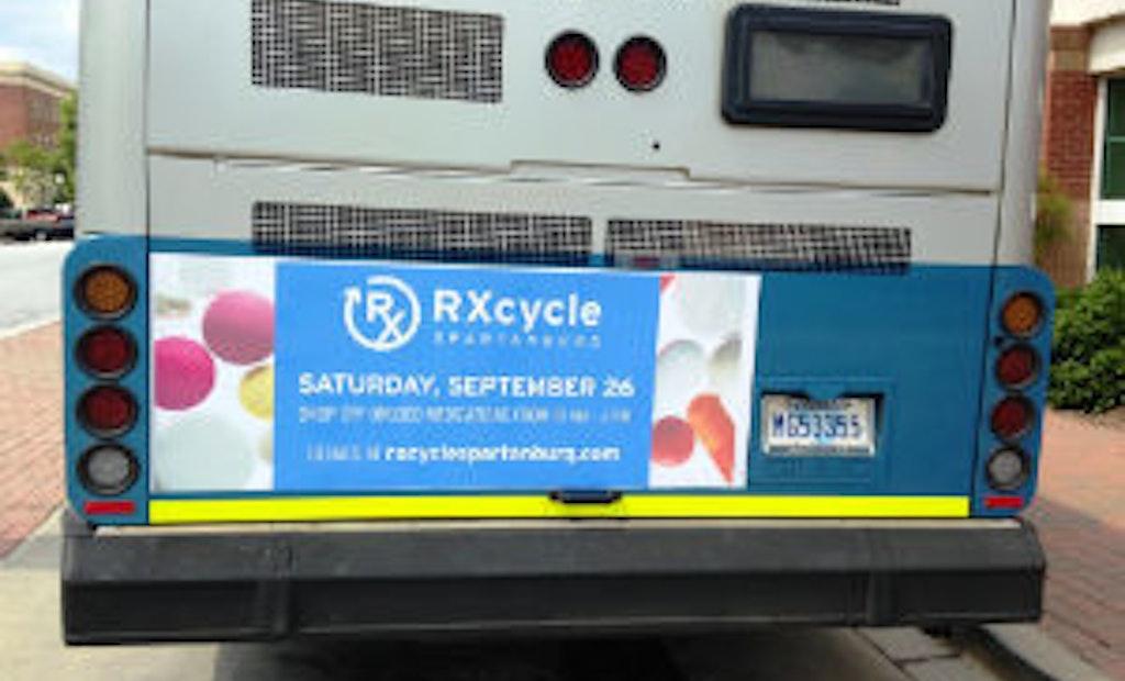 Drug Talk: Spartanburg Water Launches Rx Outreach