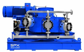 Effluent Pumps - SPX FLOW NOVAPLEX Vector