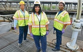 Here's How Three Trailblazing Women Rose Through the Ranks in the Wastewater Profession