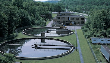 High-Performance Linings Provide Exceptional Protection in Water Treatment Facilities
