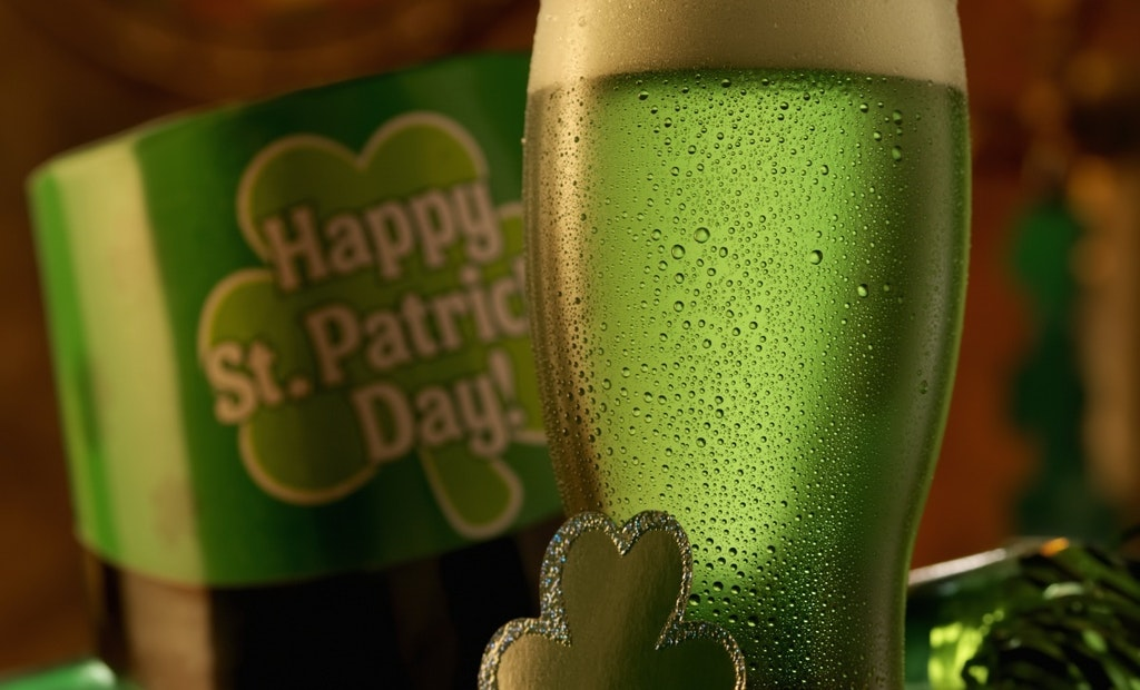 It's St. Patty's Day, and these breweries are looking green