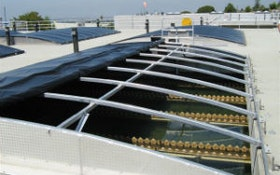The 411 On Cover Systems for Water and Wastewater Treatment Plants