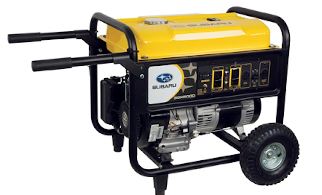 Commercial Generators Offer Durable Construction and Powerful Engines