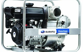 Centrifugal Pumps - Subaru Industrial Power Products PKX