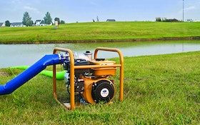 Centrifugal Pumps - Subaru Industrial Power Products PKX Series