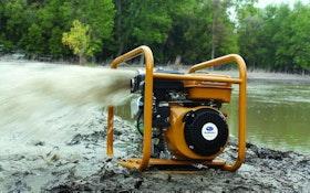 Subaru Industrial Power Products trash pumps