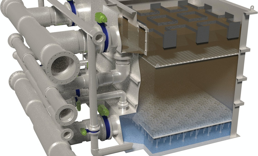 A New Compressible Filter From SUEZ Helps Drive Down Effluent Phosphorus