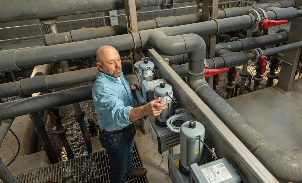 Utah Professional Operator Finds Balance in Life and Career Satisfaction as a Small-Community Operator