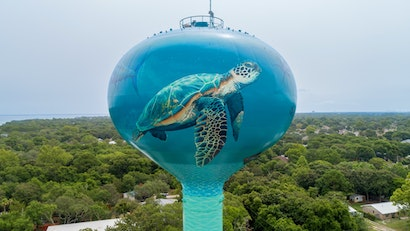 City of Destin, Florida, Wins 2020 Tank of the Year Honors