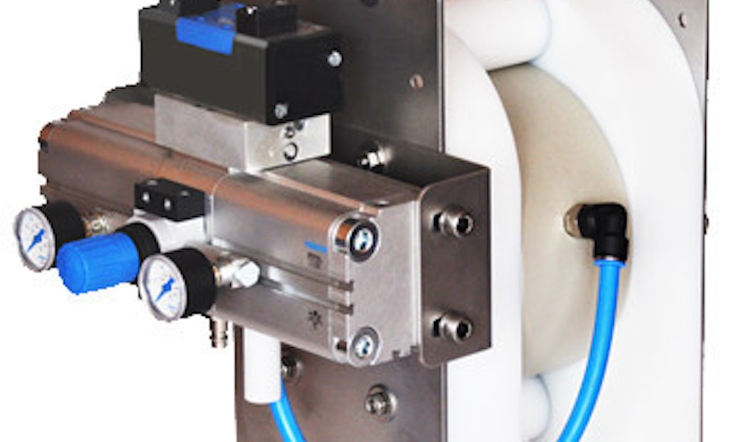 Tapflo Introduces Improved Filter Press Solution
