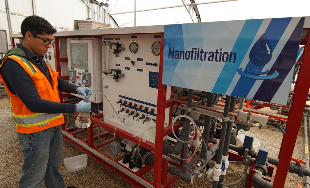 El Paso Water to Build First-of-Its-Kind Direct Potable Reuse Plant