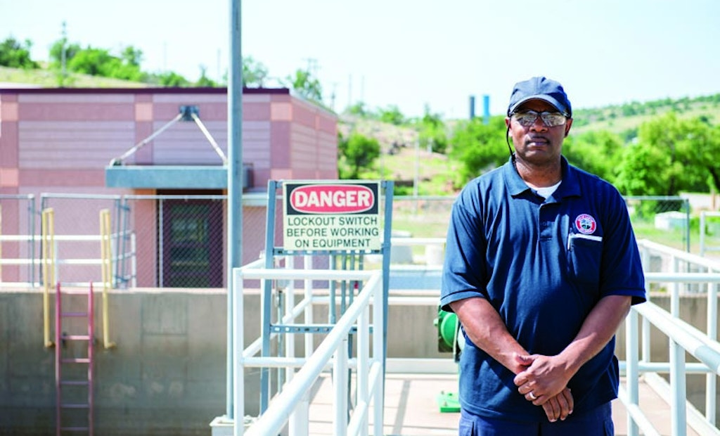The Lawton Team's Ingenuity Conquers Raw-Water Issues And Operating Challenges