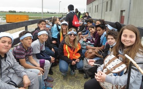 Treatment Plant Gives Tours to 700 Students in 2 Days
