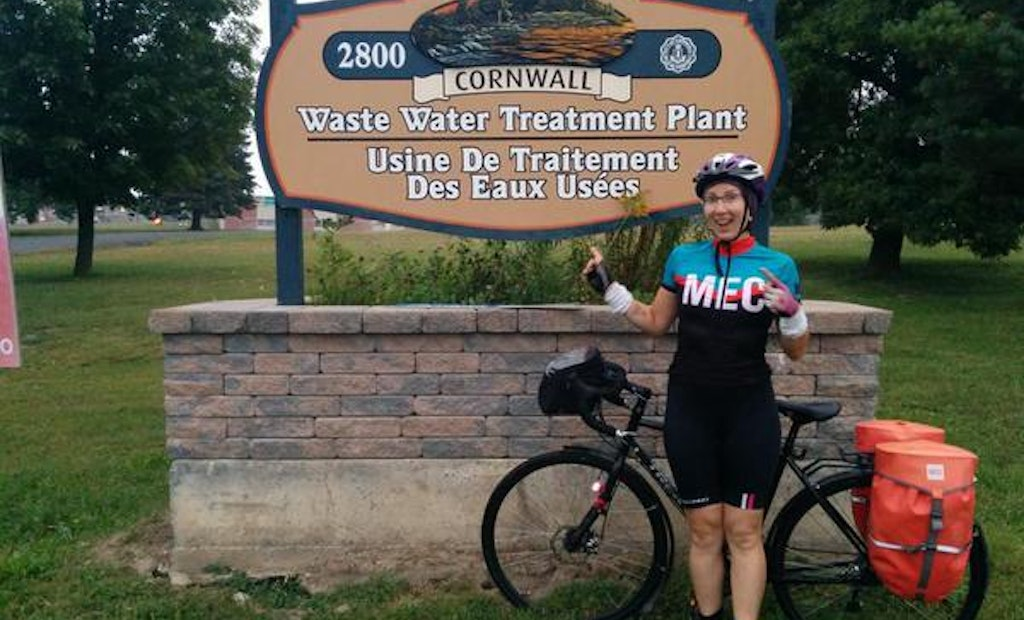 #TourDePoop: The Great Canadian Wastewater Bicycle Tour