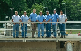 Divide and Conquer Describes This Facility's Approach to Reducing Nitrogen and Phosphorus