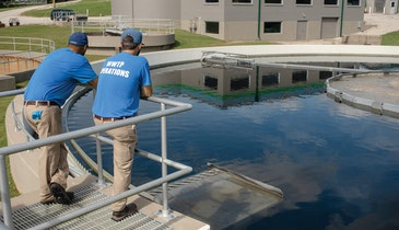 The Improvements Just Keep Coming at the Glasgow Wastewater Treatment Plant