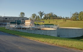 A New Water Plant Enables Kentucky American Water to Meet Its Key Customer's Water Demand for Years to Come