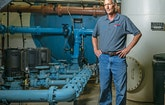Can't Find That Water Meter? If You're in Cloverdale, There's One Veteran Operator You Can Ask.