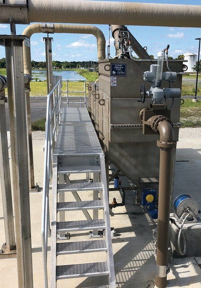 Investing in Employee Training and Major Upgrade Prepare Clean-Water Facility for the Future