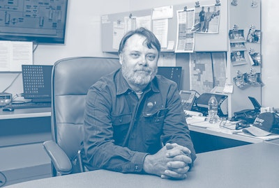 A Self-Described Private Person Stands Out in the Kansas Water Operator Community