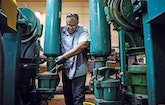 Old Equipment at Cape Fear Plant Proves Age is No Barrier