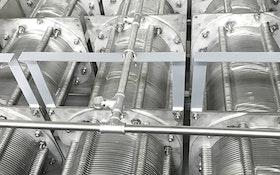 Belt Filter/Rotary Presses - Trident Processes MD Press 454