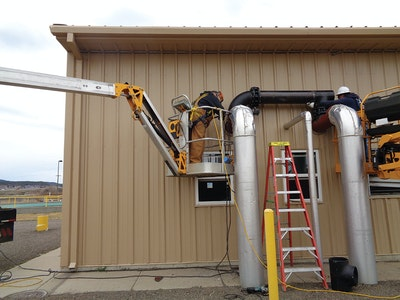 Aeration Is a Big Expense. See How One Clean-Water Plant Drove the Cost Down at Minimal Cost.