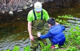 Trout in the Classroom? Students Learn Some Fishy Water Lessons
