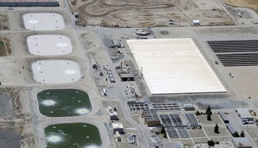 City of Tulare Captures Biogas, Reduces GHG Emissions