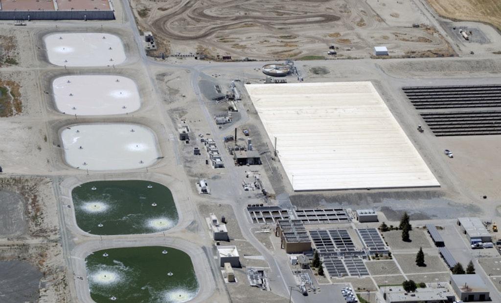 City of Tulare Captures Biogas, Reduces GHG Emissions