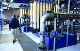 Eye on Sustainability: UConn Reclaimed Water Facility Shows Campus' Green Side