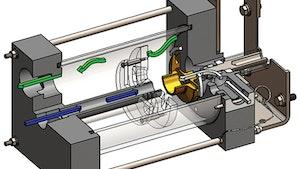 Chemical/Polymer Feeding Equipment - UGSI Solutions PolyBlend MAGNUM Mix Chamber