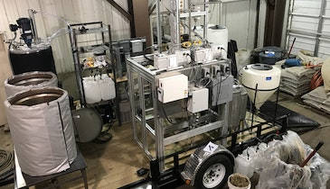 University Pilot Plant Converting Treatment Byproducts Into Biodiesel