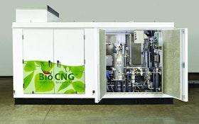Biogas - Biogas conditioning system