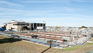 United Water improves treatment facility in Rhode Island