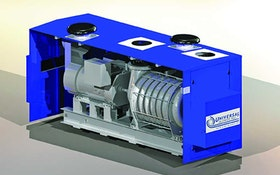 Blowers - multistage centrifugal blower