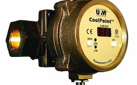 Flow Control and Software - Universal Flow Monitors CoolPoint