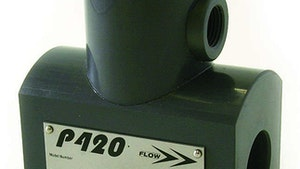 Flow Monitoring - Universal Flow Monitors P420 Series