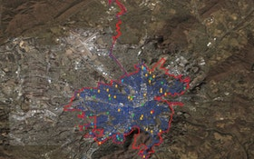 A New Approach to Leak Detection Locates Problem Areas From a Satellite in Space